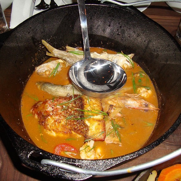 Gulf Coast Bouillabaisse - Underbelly, Houston, TX