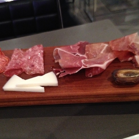Cured Meat and Cheese Plate - Barcode, Washington, DC