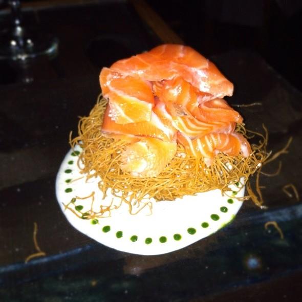 Marinated Salmon - Bouche, San Francisco, CA