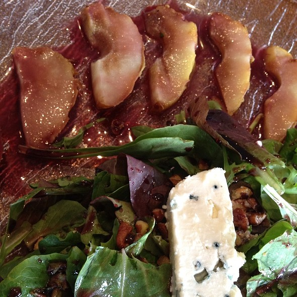 Roasted Pear Salad - Carrol's Creek Cafe, Annapolis, MD