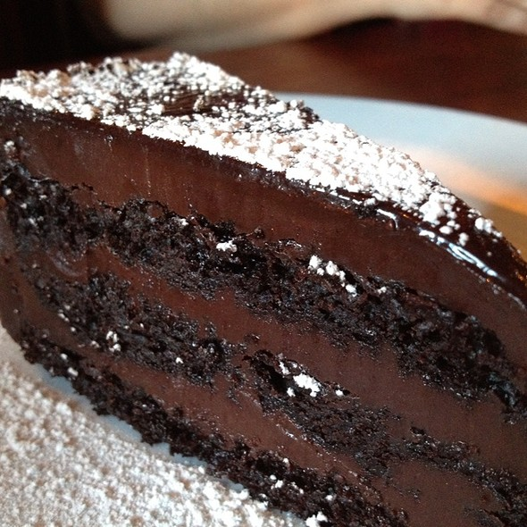Torta al Cioccolato - Riva Cucina, Berkeley, CA