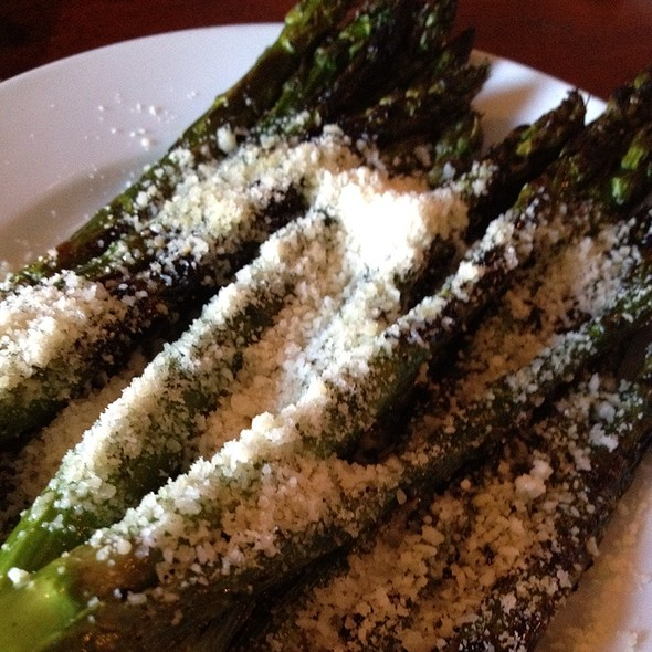 Asparagi Alla Griglia - Riva Cucina, Berkeley, CA