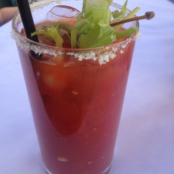 Bloody Mary - Morels Steakhouse & Bistro - Las Vegas, Las Vegas, NV