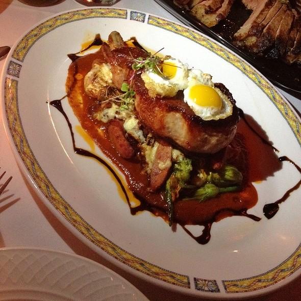 Adobo Pork Chop - Giorgio's of Gramercy, New York, NY