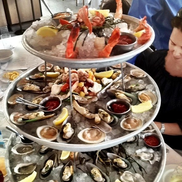 Seafood Tower - Avenue, Long Branch, NJ
