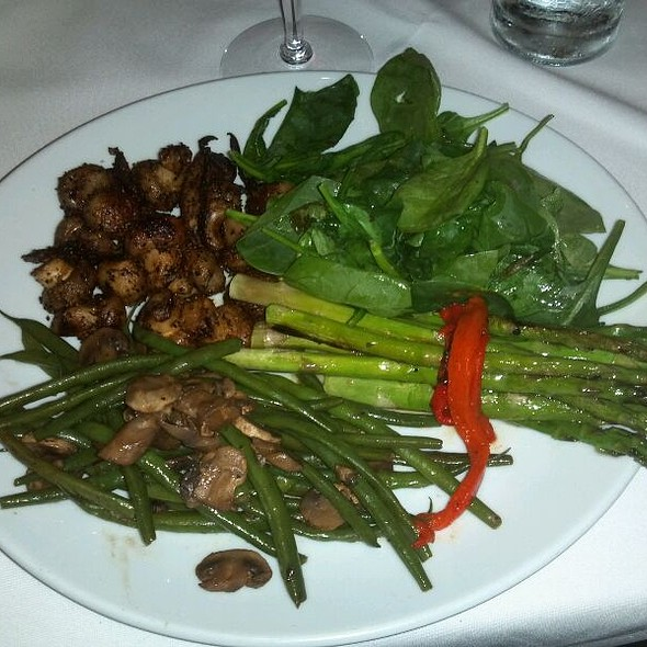 Vegan Special - Fleming's Steakhouse - Birmingham, Birmingham, AL