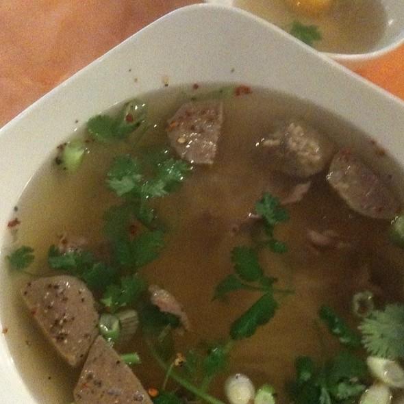 Saigon Pho Noodle Soup - Deccan Spice, Naperville, IL