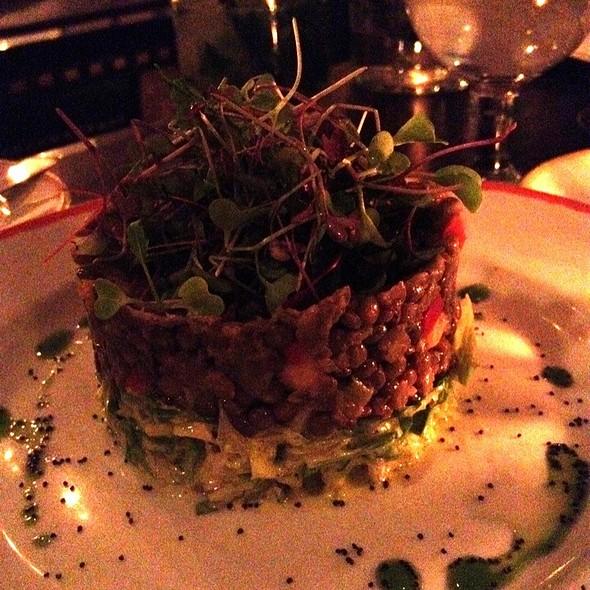 Lentil Ceaser Salad - Sant Ambroeus - West Village, New York, NY