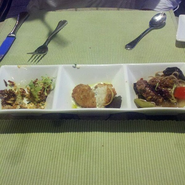 Taste Of Local Appetizer Trio - Local Chop & Grill House, Harrisonburg, VA