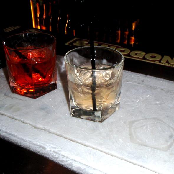 Chocolate Strawberry & Mango-Peach Infused Vodka - Sub Zero Vodka Bar, St. Louis, MO