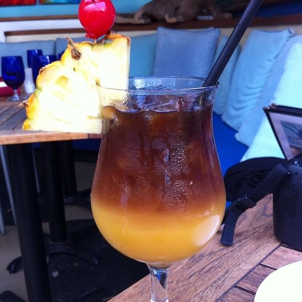 Mango Mai Tai - Blue Dragon Restaurant, Kamuela, HI