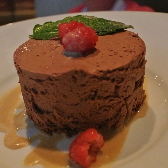 Chocolate Hazelnut Mousse Cake - Chinato, Cleveland, OH