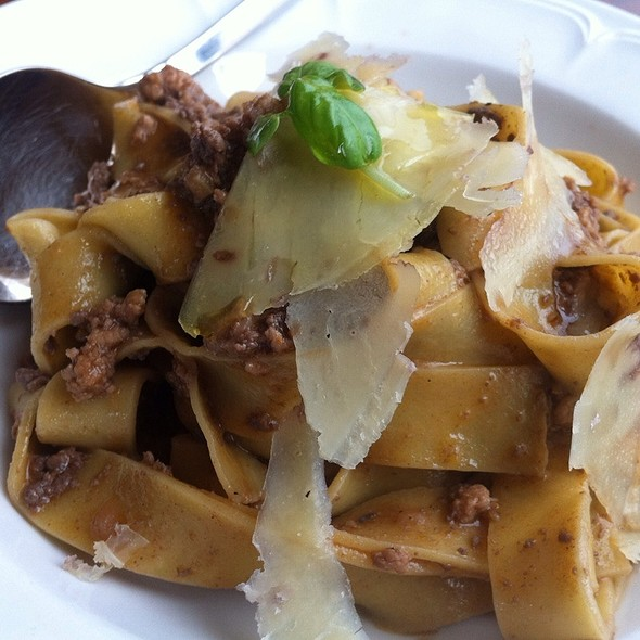 Tagliatella W/Ground Veal & Duck Liver Bolognese - Campagnolo - Toronto, Toronto, ON