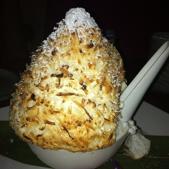 Coconut Souffle - Echo, Palm Beach, FL