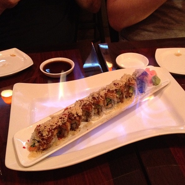 Spicy Tuna Tataki Roll - Rollapalooza, Chicago, IL
