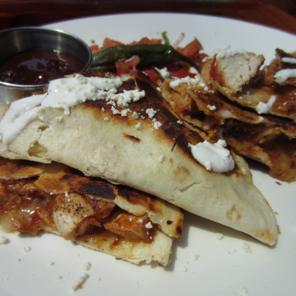 Chicken Quesadilla - Dos Caminos - Third Avenue, New York, NY