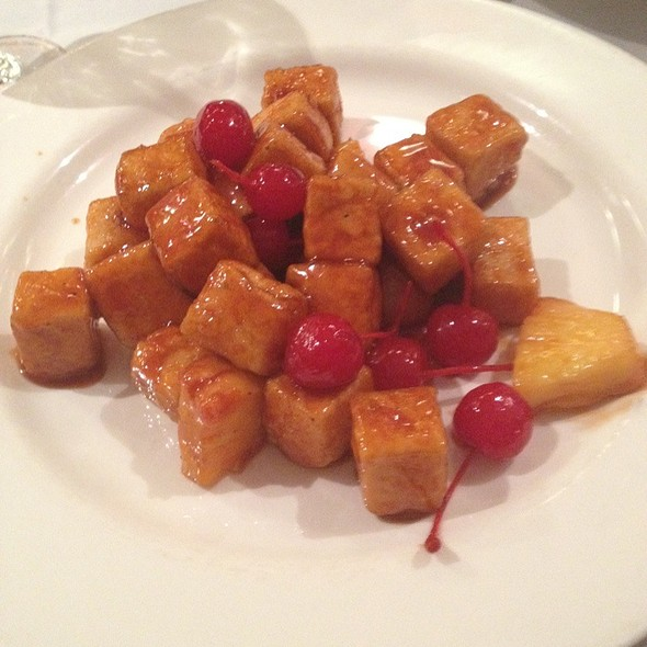 Sweet And Sour Tofu - Shun Lee Palace, New York, NY