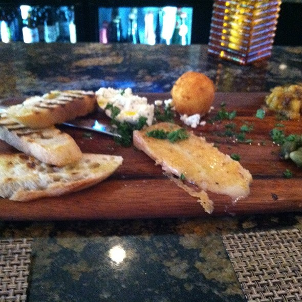 Cheese Board - Mesh Restaurant, Indianapolis, IN