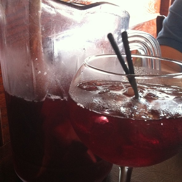 Red Sangria - Pampas Argentinas Steakhouse & Restaurant, Forest Hills, NY