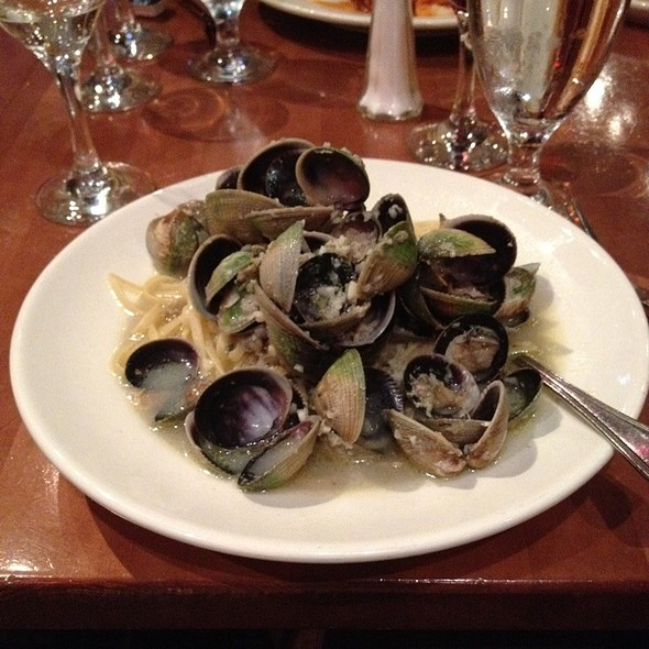 Linguine alle Vongole - Brick Oven of Morristown, Morristown, NJ