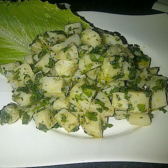 Potato Salad - Kous Kous Moroccan Bistro, San Diego, CA