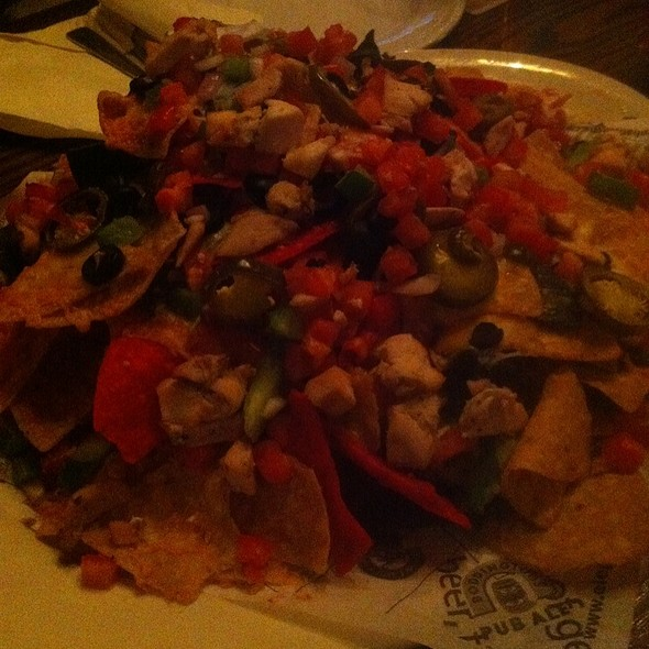 Nachos - Elephant & Castle - Toronto King St., Toronto, ON