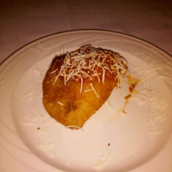 Toasted Ravioli - Lombardo's Trattoria, St. Louis, MO