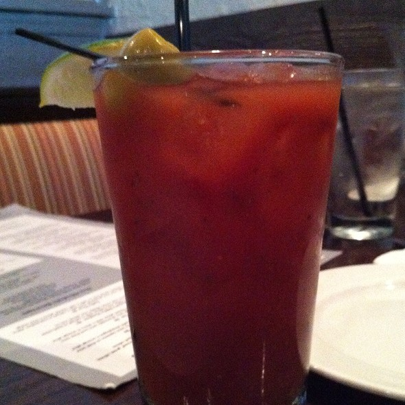 Bloody Mary - Ramparts Tavern, Alexandria, VA