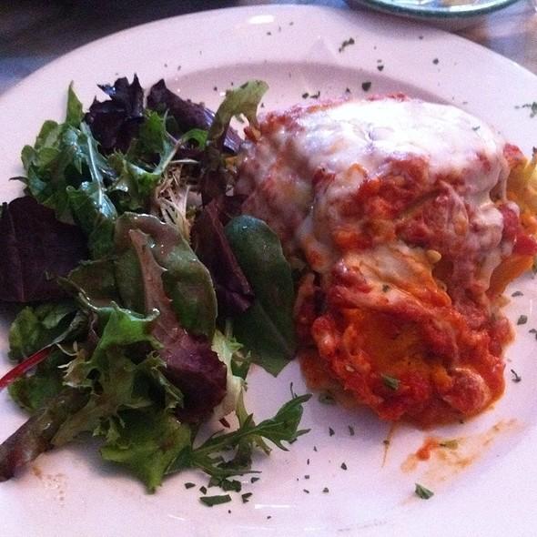 Vegetable Lasagna - Rafaella on Ninth, New York, NY