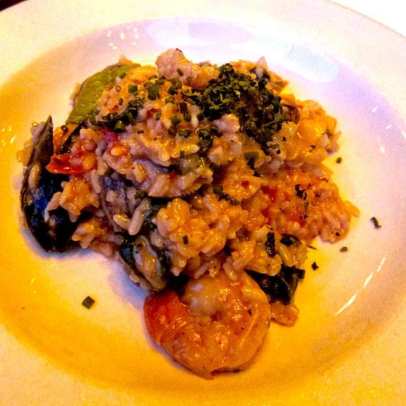 Seafood Risotto - Frascati, San Francisco, CA