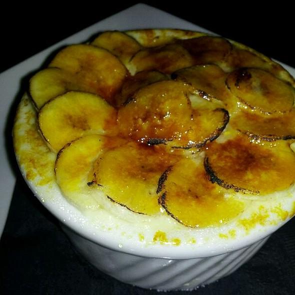 Banana creme caramel - Boneyard Bistro, Sherman Oaks, CA