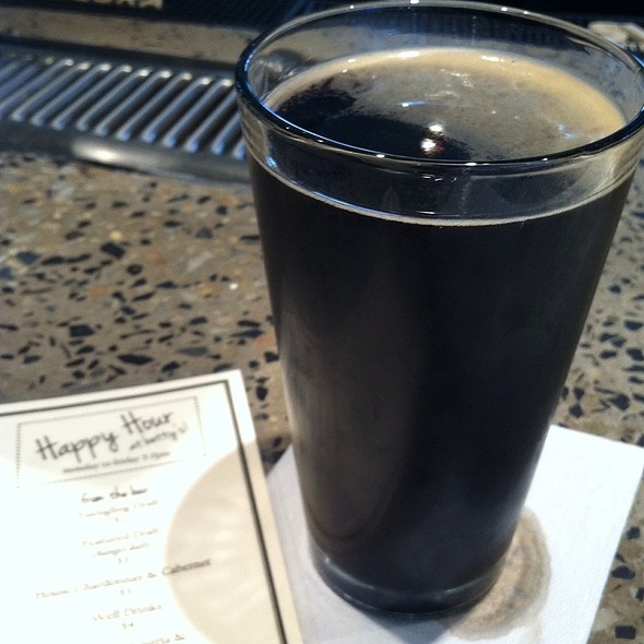 Brooklyn Maple Porter - Smokin' Betty's, Philadelphia, PA