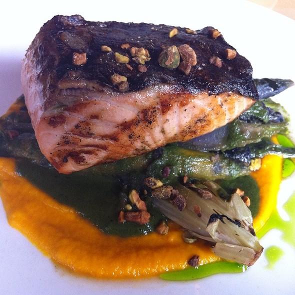 Salmon - Market Table, New York, NY