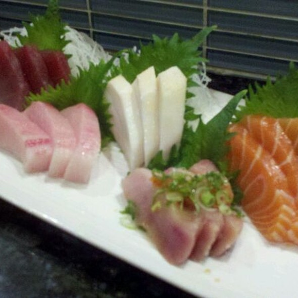 Sashimi Platter - Rice Bistro and Sushi, Greenwood Village, CO