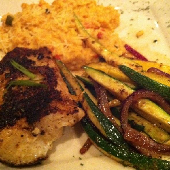 Chilean Seabass - Las Brisas Southwest Steakhouse, Lubbock, TX