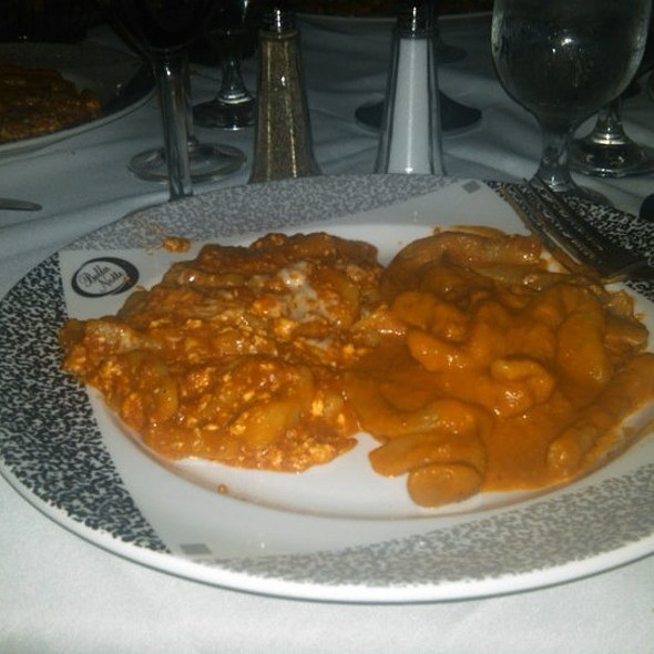 Homemade 8-fingers Cavatelli - Bella Notte, Chicago, IL