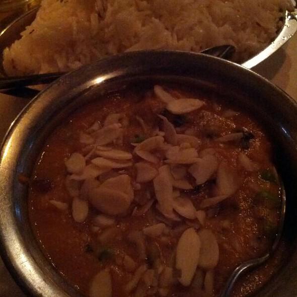Vegetable curry - Shalom Bombay, New York, NY