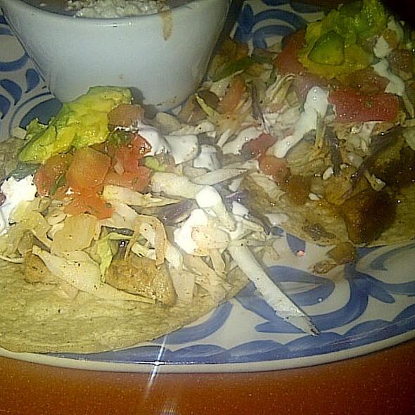 carnitas tacos - Ortega's  A Mexican Bistro, San Diego, CA