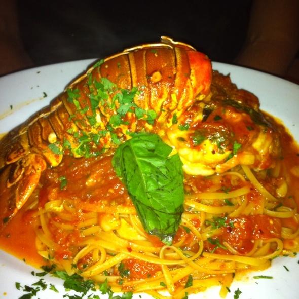 Lobster Fra Diablo - Randazzo's Little Italy, Miami, FL