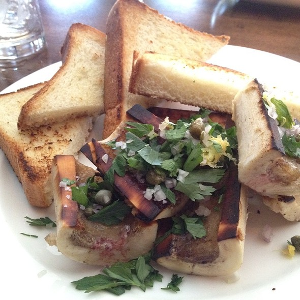 Bone Marrow - Whisknladle, San Diego, CA