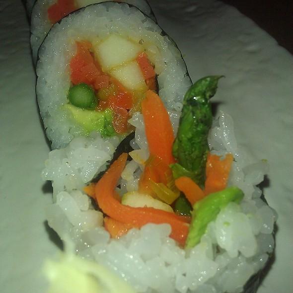 Vegetable Roll - Tsunami Restaurant - Sugarhouse, Salt Lake City, UT