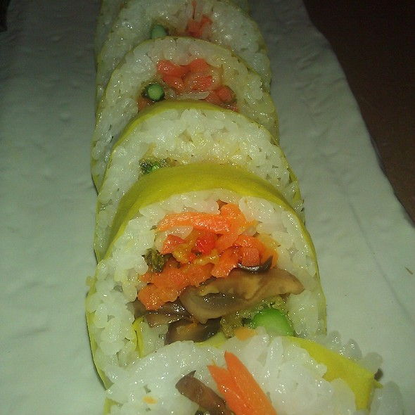 Catalina Roll - Tsunami Restaurant - Sugarhouse, Salt Lake City, UT
