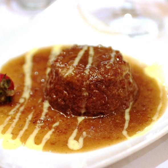 Caramel Spice Cake - della Voce, Manhattan, KS