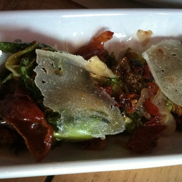 Crispy Brussel Sprouts - The Lazy Goat, Greenville, SC