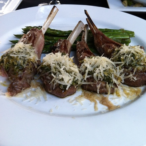 Lamb Chops - Red Pony Restaurant, Franklin, TN