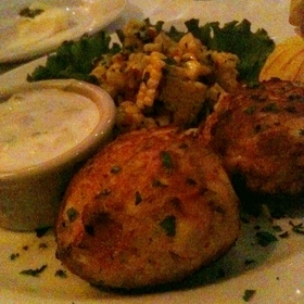 Lobster and Crab Cakes - The Capital Grille - Minneapolis, Minneapolis, MN