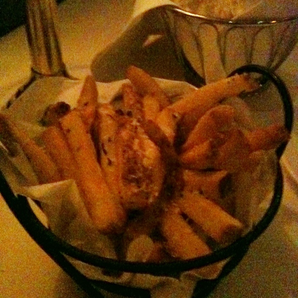 Truffle Parmesan Fries - The Capital Grille - Minneapolis, Minneapolis, MN