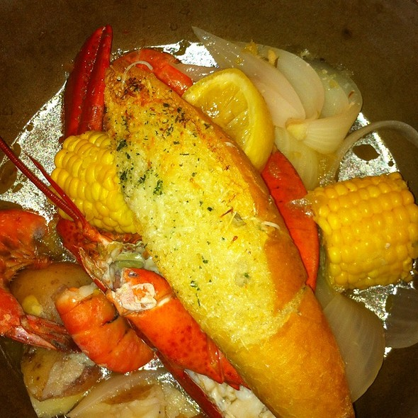 Pappadeaux Seafood Kitchen Phoenix Menu