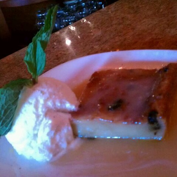Wiskey Bread Pudding - Naples Flatbread & Wine Bar - Mercato, Naples, FL