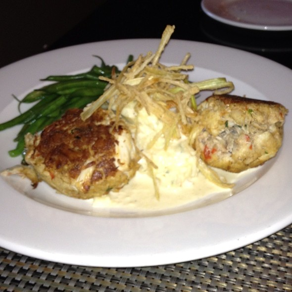 Crab Cakes - Brandywine Prime, Chadds Ford, PA